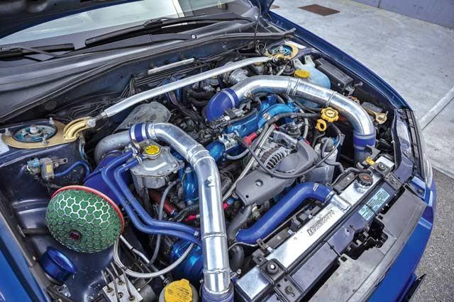 Subaru Impreza STi by Tecnoone