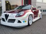 Alfa Romeo Giulietta TCR: Romeo Ferraris si prepara al TCR 2016