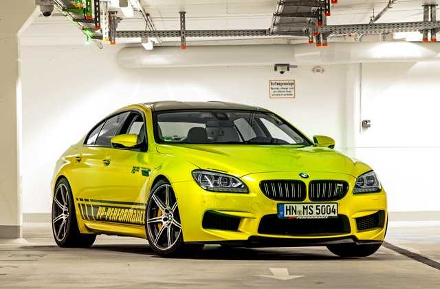 BMW M6 PP Performance