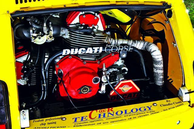 FIAT 500L Ducati 130 CV
