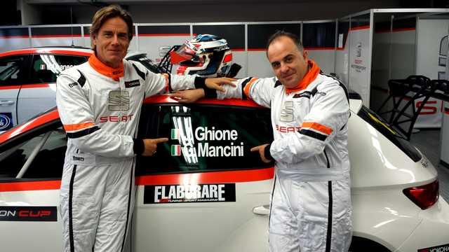 Seat Leon Cup Mugello Mancini-Ghione