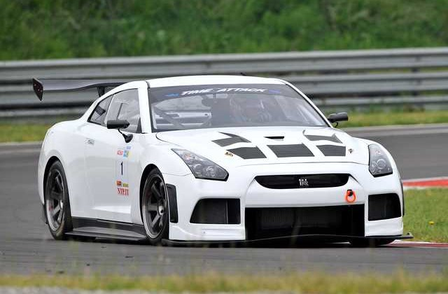 Time Attack 2015