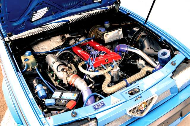 Alfa 75 Turbo America