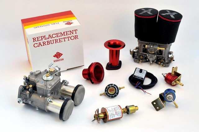 Carburatori ricambi Weber