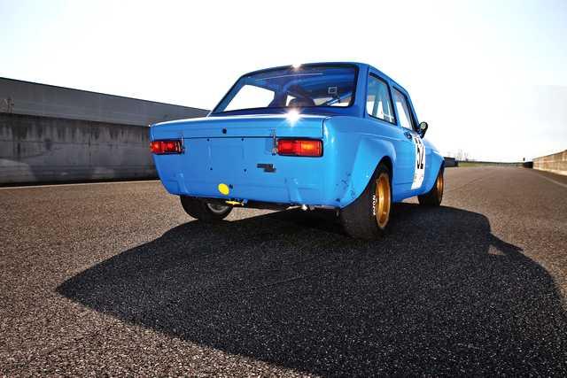Fiat 128 Gruppo 2 135 CV