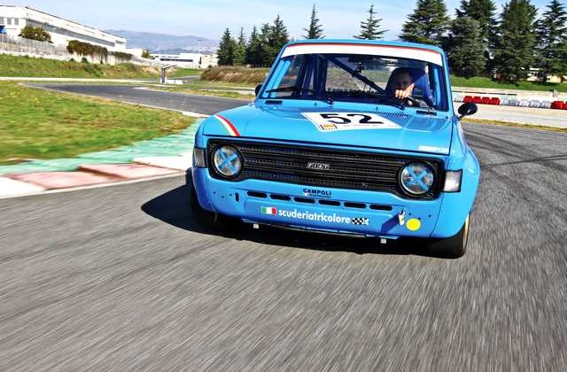 Fiat 128 Gruppo 2