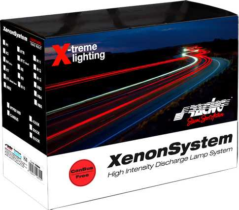 Kit fari xenon Simoni Racing