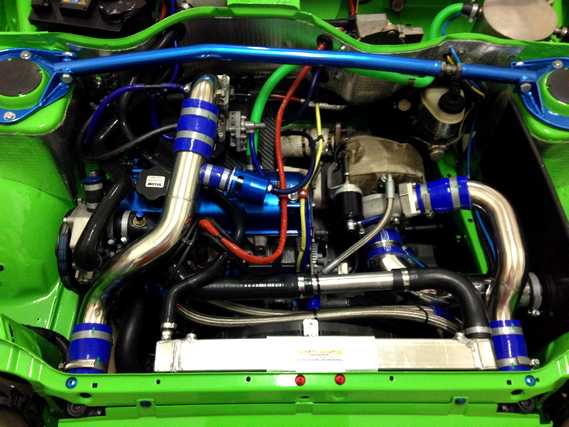 Renault 5 GT Turbo 254 CV