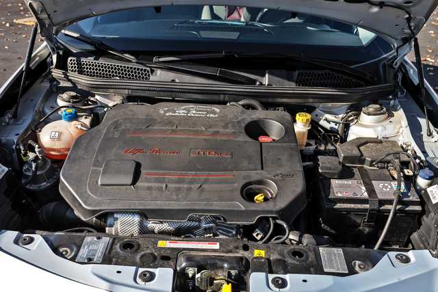 Alfa Romeo Giulietta 2.0 JTDm by Tecnoone