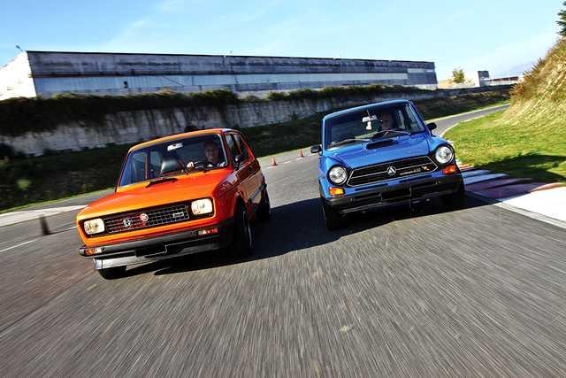 Fiat 127 Sport e A112 Abarth