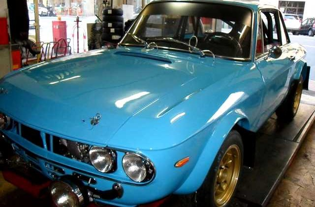 Lancia Fulvia Coupe Gruppo 2