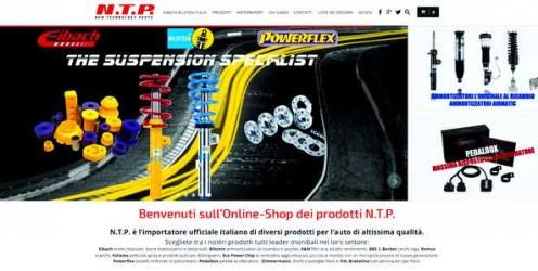 NTP shop on line