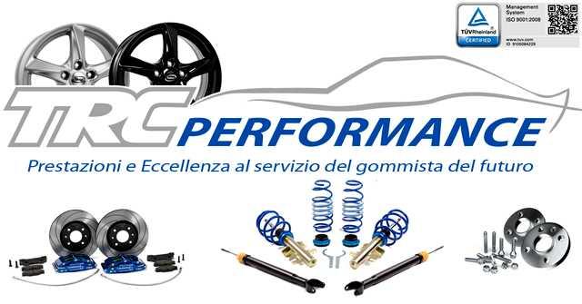 TRC Italia accessori tuning