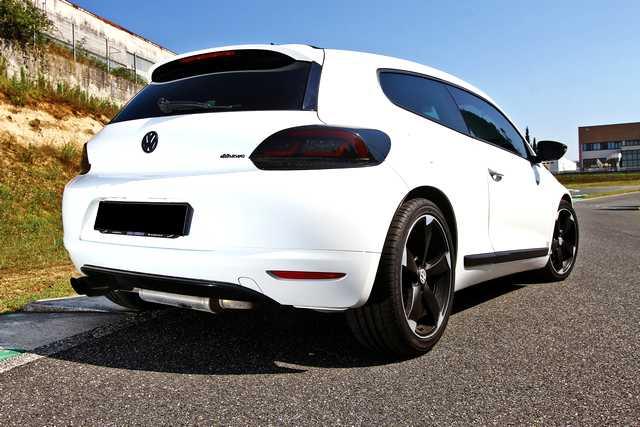 VW Scirocco R TSI