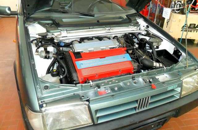 Fiat Uno Turbo by Area 51