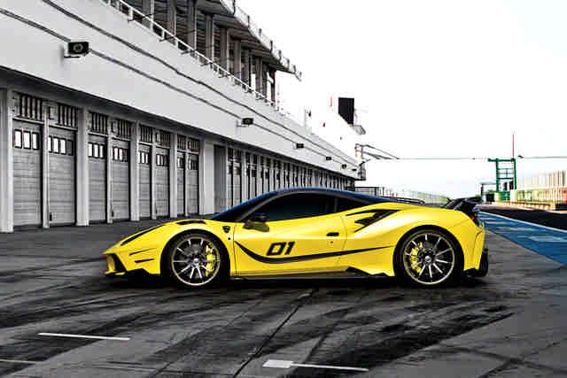 Mansory 4xx Siracusa
