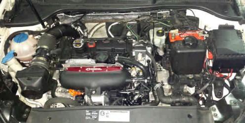 VW Golf R 430 CV