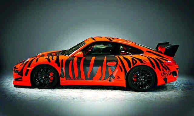 Porsche 911 GT3 by 9FF