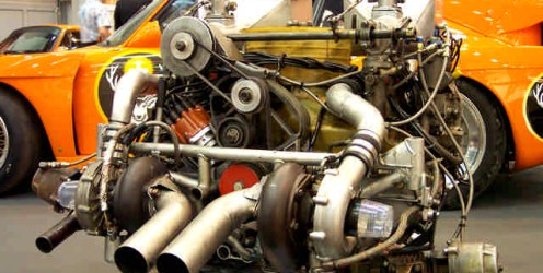 Tecnica Turbocompressori maggiorati