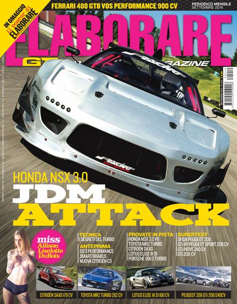 Elaborare Tuning Racing Time Attack