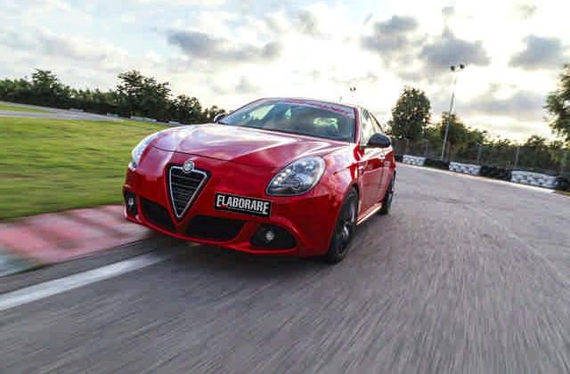 Alfa Romeo Giulietta Q.V.