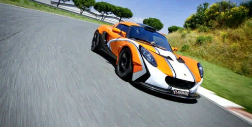 Lotus Exige S by Ajko 260 CV