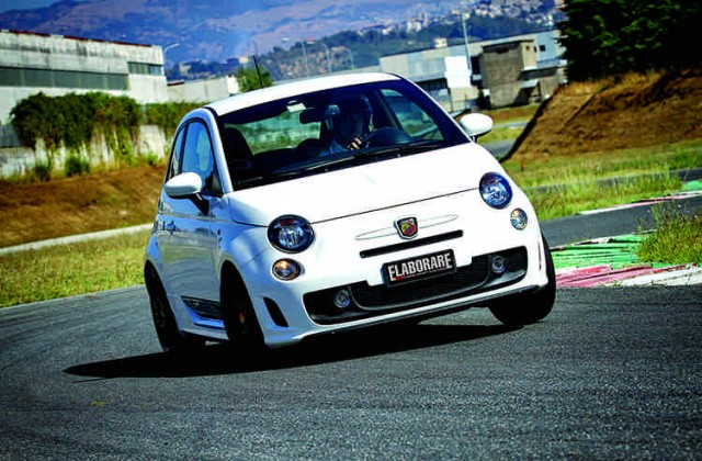 Abarth 500 by Neumann