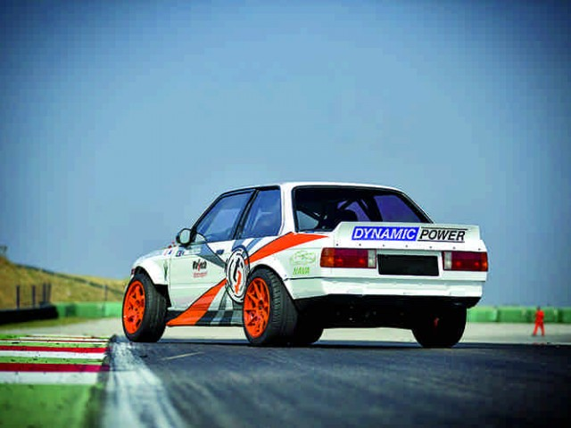 BMW 320i by Mattech Motorsport