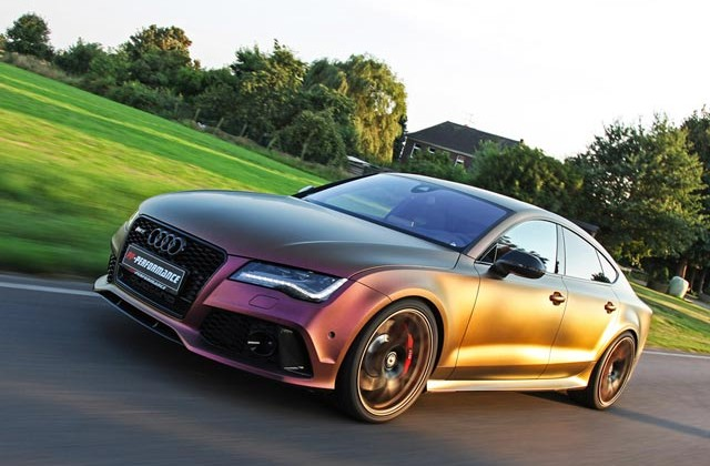 Audi RS7 by PP-Performance