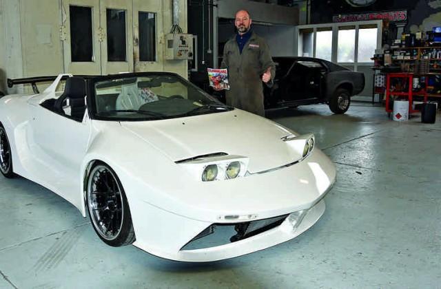 Lotus Elan M100 by GP Autofficina