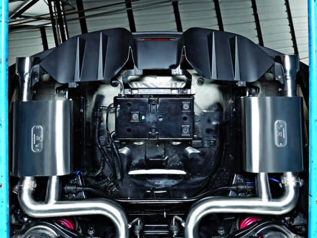 Terminali Ford Mustang by Ragazzon