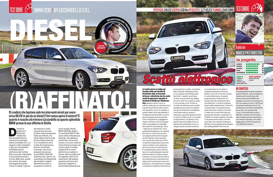 BMW120D