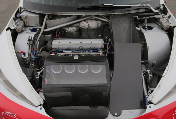 Peugeot 208 20C metano by Bussandri