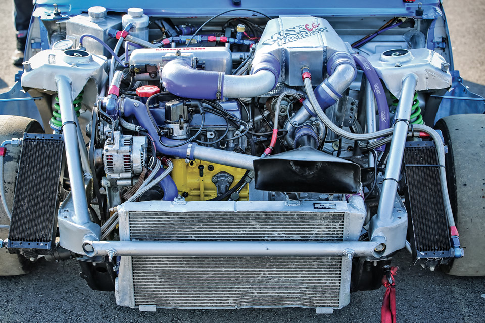 Renault 5 GT Turbo Proto 262 CV