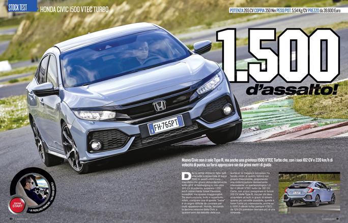 Honda Civic VTEC 1.5 Turbo
