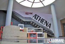 Athena interni sede di Alonte