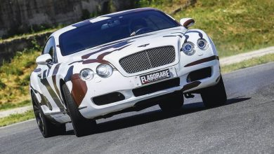 Bentley Continental GT by Leone Motorsport