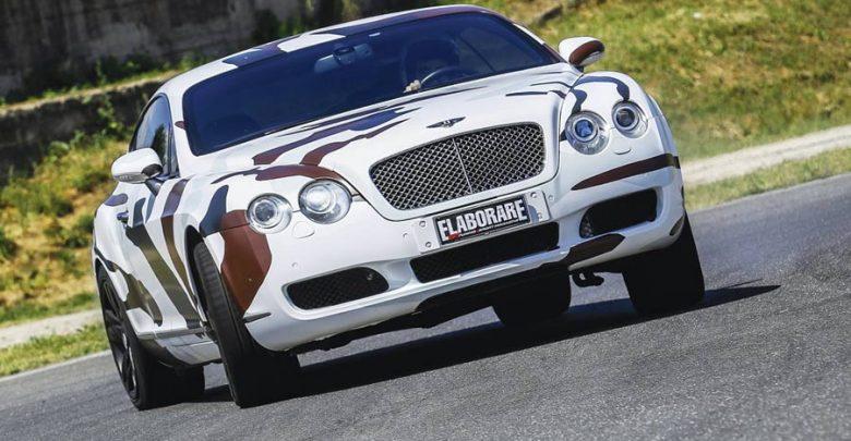 Bentley Continental GT by Leone Motorsport