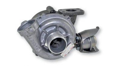 Turbocompressore Garrett by Saito