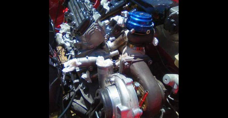 Uno Turbo 1.9 elaborazione 500 CV by Surani