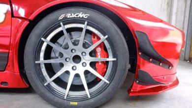 Adesivi per pneumatici by Simoni Racing