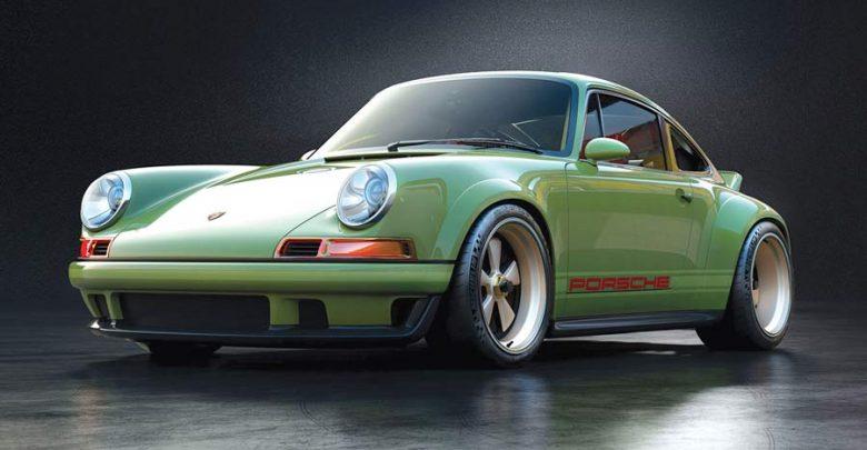 Porsche 911 DLS