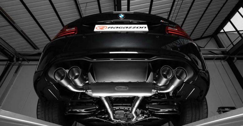 Scarico Ragazzon per BMW M2