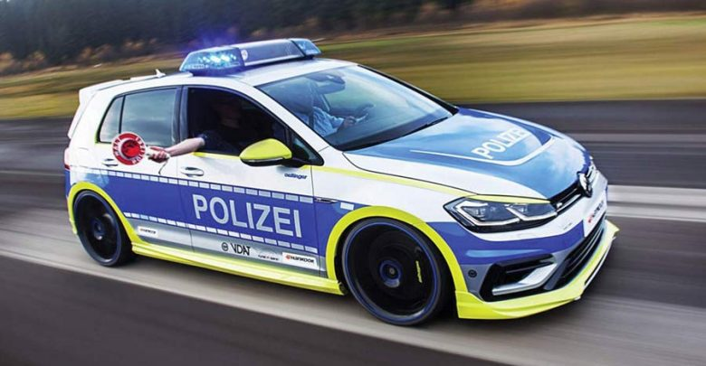 VW Golf 400R by Oettinger