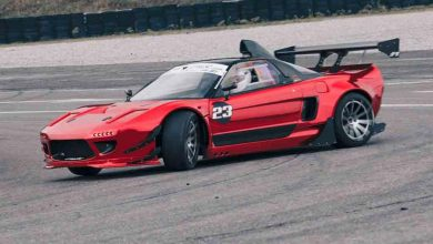 Honda NSX by Simoni Racing