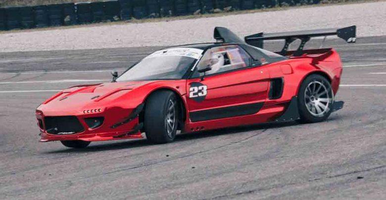 Honda NSX by Simoni Racing