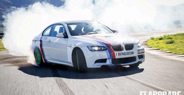 BMW M3 E92 by Pagliocchini