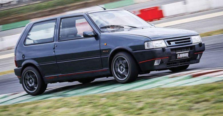 I tecnici della Gabucci Autotecnica hanno realizzato una preparazione da 530 CV della Fiat Uno Turbo by Gabucci Autotecnica