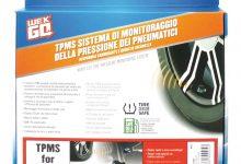 Sistema monitoraggio pneumatici by SD Distribuzione
