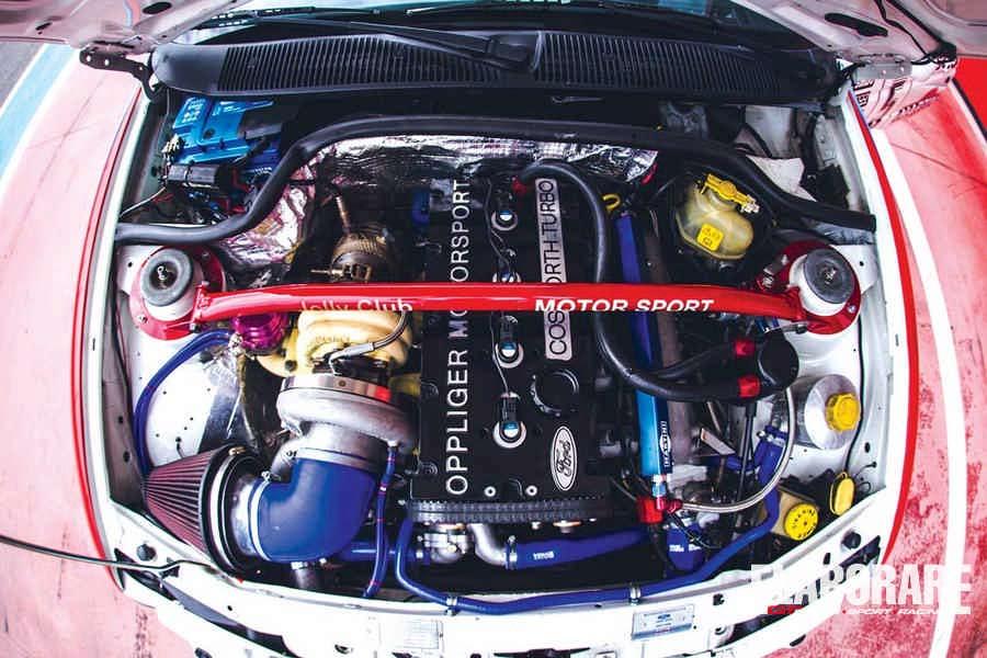 Ford Escort RS Cosworth preparazione 678 CV